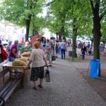 1. Farmářské trhy