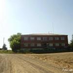 Radnice ve vesnici Karamas-Peľga