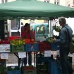 Farmářské trhy 21.9.2011