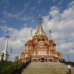 Chrám sv. Michala v Iževsku