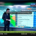 V Čečensku dostalovo Putinovo Rusko téměř 100 % hlasů.