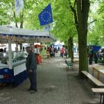 1. letošní farmářský trh - 16. května