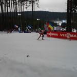 Legenda biatlonu Ole Einar Bjørndalen z Norska