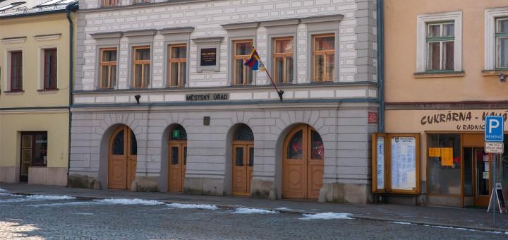 Radnice Polná