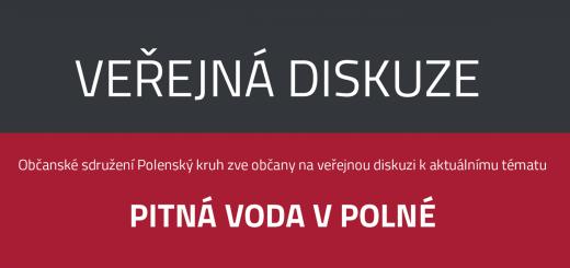 Diskuse k vodě Polná