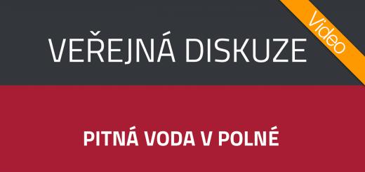Veřejná diskuse o pitné vodě v Polné video