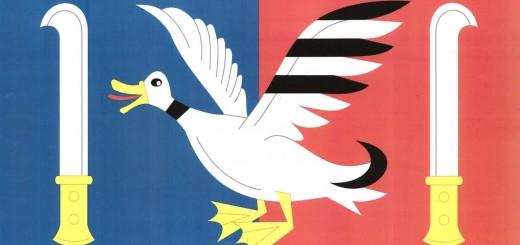 Vlajka Brzkova. Autor: Schuminka janička
