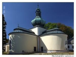 Køemešník - poutní místo a nauèná stezka