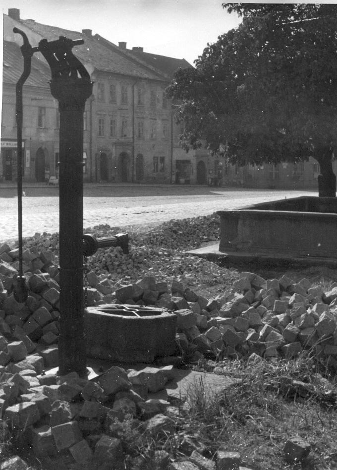 stara pumpa, 1939